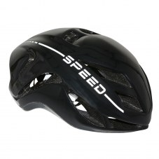 Casque NEWTON Speed In-mold Route S/M 58/61 Adulte H/F Noir Avec lock