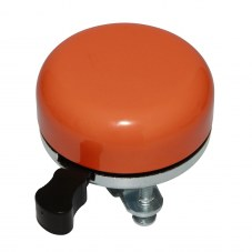 Sonnette Timbre NEWTON UNI Urbain Orange 55 mm