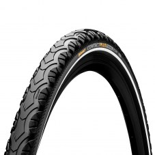 Pneu CONTINENTAL Contact plus travel Loisir VTT/VTC TT TR 50-559 Noir 26 Urbain 26x2,00 180 tpi Route 1000 g