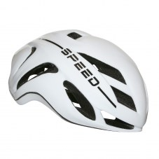 Casque NEWTON Speed In-mold Route S/M 58/61 Adulte H/F Blanc Avec lock