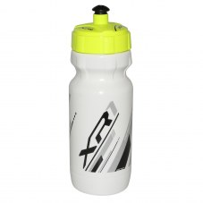 Bidon RACE ONE One xr1 Blanc/jaune fluo 0,6 l Biodegradable