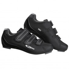 "Chaussure GES Race Compatible LOOK/SHIMANO/time Route 39 Adulte H/F Noir Serrage 3 ""scratch"""