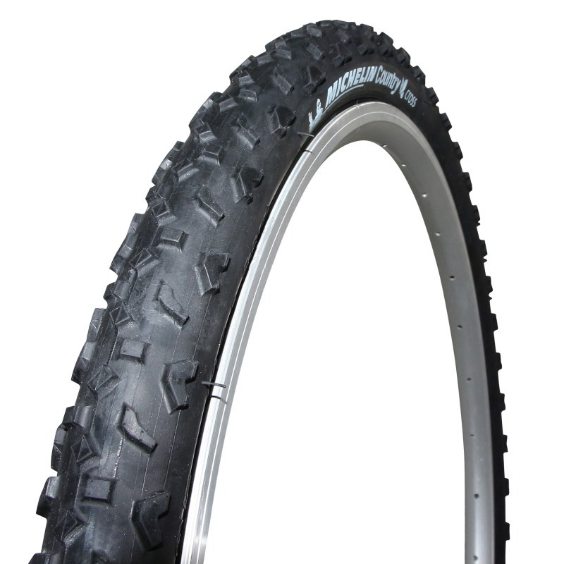 Pneu MICHELIN Country cross Sport VTT/VTC TT TR 50-559 Noir 26 X-country 26x1,95 30 tpi Terrain boueux 565 g