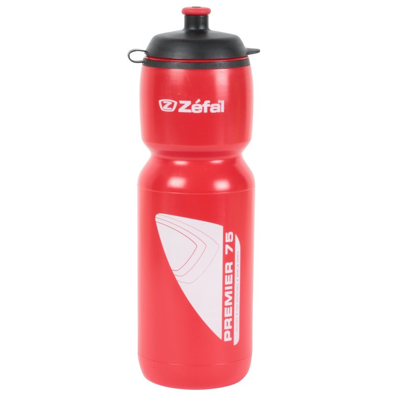 Bidon ZEFAL Premier 75 Clipsable Rouge 0,6 à 1 l 234 mm 85 g