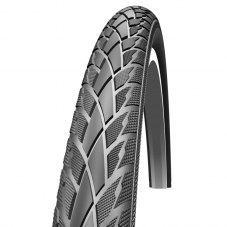 Pneu SCHWALBE Hs377 road cruiser Sport City TT TR 50-203 Noir 12 12x2,00 Urbain/junior 12x2,00 50 tpi Protection anti-crevaison