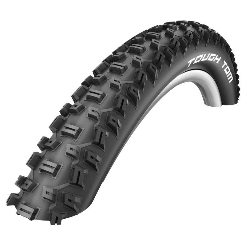 Pneu SCHWALBE Tough tom kevlar Sport VTT/VTC TT TR 57-559 Noir 26 X-country