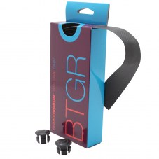 Guidoline: Ruban de guidon BIKERIBBON Grip evo Route Noir
