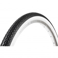 Pneu MICHELIN World tour Loisir City 35-584 Blanc/noir 27.5 27,5x1,40 22 tpi