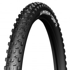 Pneu MICHELIN Wildgrip'r2 Compétition VTT/VTC TL/TT TS 57-622 Noir 29 X-country 29x2,25 60 tpi Terrain mixte All mountain/enduro