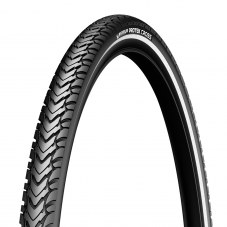 Pneu MICHELIN Protek cross max Sport City/VTC TT TR 32-622 Noir 28 700x32 Trekking 28x1,25 22 tpi Protection anti-crevaison 5 mm