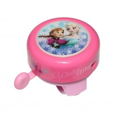 Sonnette Enfant DISNEY Frozen Timbre Enfant Rose 55 mm