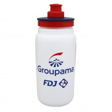 Bidon ELITE groupama fdj blanc 550ml