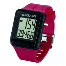Cardio SIGMA Id.go 3 fonctions Rouge