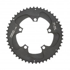 Plateau 5 branches STRONGLIGHT Compact SRAM Red/force 22 Extérieur Route 50 11 vitesses CT2 Noir 107 mm Compact, mono