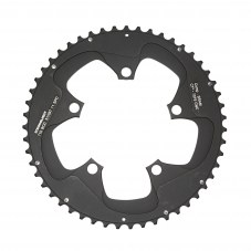 Plateau 5 branches STRONGLIGHT Compact SRAM Red/force 22 Extérieur Route 51 11 vitesses CT2 Noir 107 mm Compact, mono