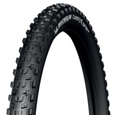 Pneu VTT 27.5 x 2.10 MICHELIN country grip'r noir tubetype-tubeless ts