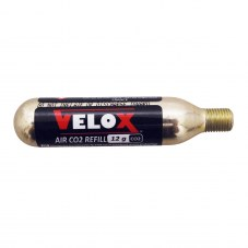 Cartouche co2 fileté vélox 16g