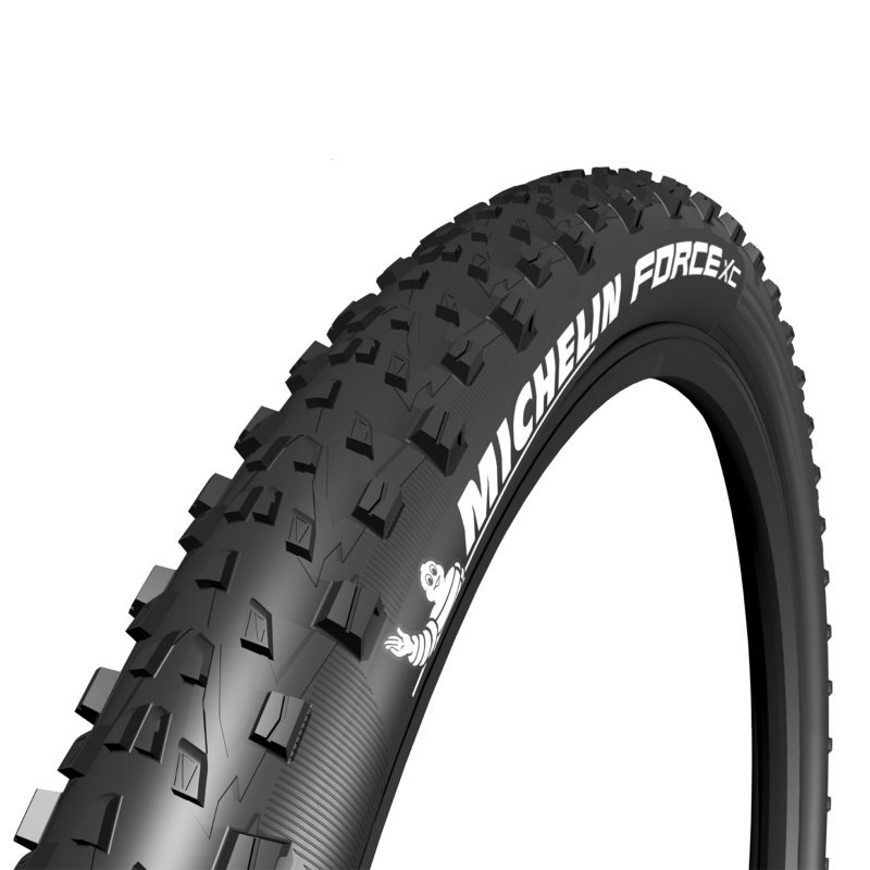 Pneu VTT 27.5 x 2.25 MICHELIN force xc performance tubeless et tubetype ts