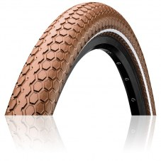 Pneu CONTINENTAL Retro Ride City/VTC TT TR 55-622 Marron 28x2,2 Urbain/extra urbain 28x2,2 Puncture Pro Tection