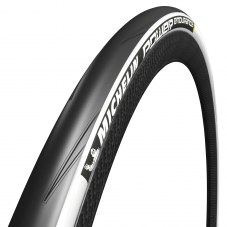 Pneu route 700 x 23 MICHELIN power endurance blanc ts 110tpi