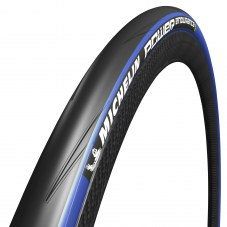 Pneu route 700 x 25 MICHELIN power endurance bleu ts 110tpi
