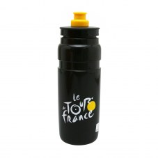 Bidon ELITE tour de france noir 750ml