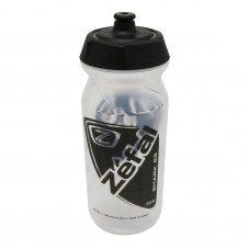 Bidon ZEFAL shark 65 transparent déco noir 650ml