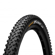 Pneu VTT 29 x 2.20 CONTINENTAL x-king performance noir tubetype-tubeless ts