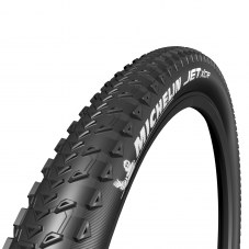 Pneu VTT 27.5 x 2.25 MICHELIN jet xcr compétition tubeless et tubetype ts   ideal VTT VAE-e-bike