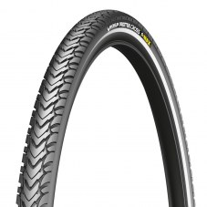 Pneu MICHELIN Protek cross Extension Loisir City/VTC TT TR 32-622 Noir 28 700x32 Trekking 28x1,35 22 tpi 650 g
