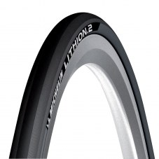 Pneu MICHELIN Lithion 2 Sport Route TT TS 25-622 Noir 28 700x25 Route 60 tpi 235 g 53