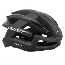 Casque Full in-mold Route L/XL 56/62 Adulte H/F Noir mat/noir brillant Ce, en 1078 210 g 1 Mat/brillant