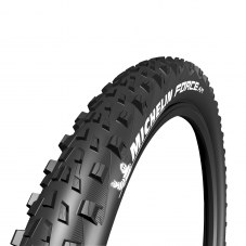 Pneu MICHELIN Force am performance Compétition VTT/VTC TL/TT TS 66-584 Noir 27.5 650b X-country 27,5x2,60 4/60 tpi Terrain mixte