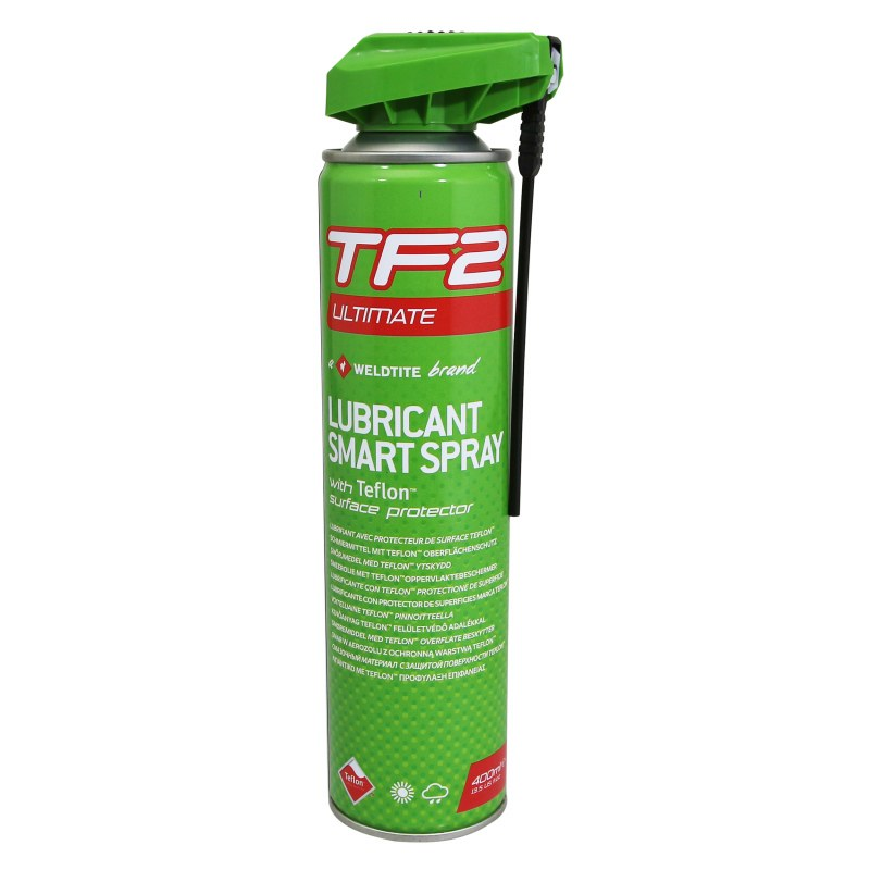 Entretien: Lubrifiant WELDTITE Tf2 ultimate smart Au Téflon 400 ml Spray