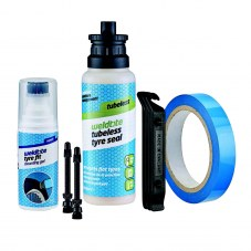 Prevention pneumatique: Kit transformation tubeless WELDTITE Complete