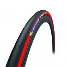 Pneu MICHELIN Power road Compétition Route TT TS 25-622 Noir/rouge 28 700x25