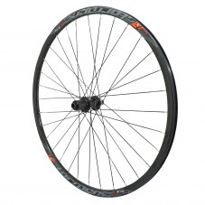 Roue VELOX Stormer tubeless ready Moyeu SHIMANO rs470 axe traversant 12/142mm