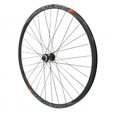 Roue VELOX Stormer tubeless ready Axe traversant 12/100mm - moyeu rs470 Avant