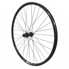 Roue VELOX Mavic xm319 disc Boost SHIMANO mt400 axe traversant 12/148mm Noire