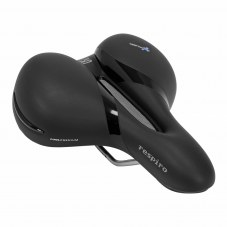 Selle SELLE ROYAL Respiro Gel confort max City/VTC Mixte Noir Detente 256mm