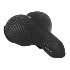 Selle san marco bioaktive city gel femme noir rail acier 540g 220x269mm